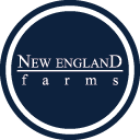 New England Farms Logo, New England Farms Convenience Store, New England Farms Store