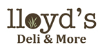 Lloyd's deli logo, Lloyd's deli
